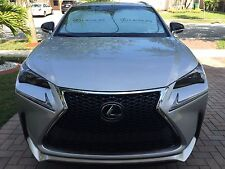 Sunshade Sun shade Easy Fold System Fits All Lexus NX & Select RX Models