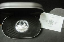 2000 Canada Sterling Silver 20 Dollars 'The Toronto' Proof Hologram Commem.