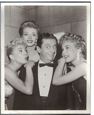 HOW TO MARRY A MILLIONARE BARBARA EDEN AMSTERDAM ANDERS 1953 ORIGINAL 8X10 PHOTO