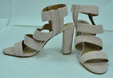 Tahari women pink high heels sandals size 7.5 M