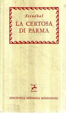 N96 La certosa di Parma Stendhal Mondadori II ed 1960