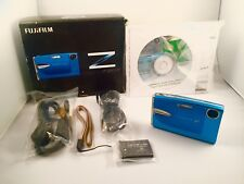 Fujifilm Finepix Z20fd 10MP Digital Camera with 3x Optical Zoom, Tested, #933