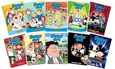 Family Guy Complete Vol 1 2 3 4 5 6 7 8 9 10 DVD Set Collection TV Series Season