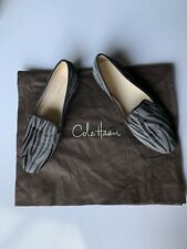 Cole Haan womens Zebra Print shoes size 9 new without tags Rare!