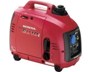 Stromerzeuger HONDA EU10i 1 kW 230V