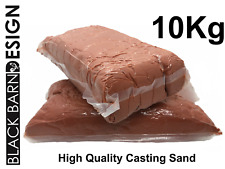 10kg Petrobond Oil Bonded Metal Casting Sand for Gold Silver Delft Style Clay