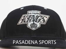 LOS ANGELES LA KINGS SNAPBACK CAP NWT nhl nwa eazy e cube stanely cup blk