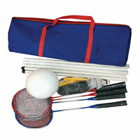 Wham-O Extreme Sports Recreational Badminton and Volleyball Combo Set