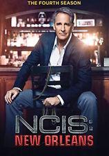 NCIS: NEW ORLEANS: SEASON 4 DVD - THE COMPLETE FOURTH SEASON [6 DISCS] - NEW