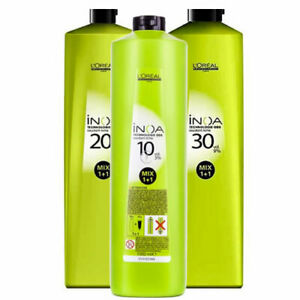 L'Oreal Inoa Oxydant Riche 1000ml 3% 6% 9% - Choose Option - All Sizes Available