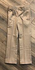 Izod boy's Pleated Classic Pant Wrinkle Free adjustable waist size 8 slim Nwt