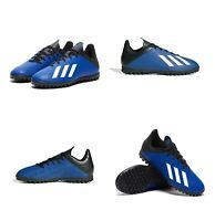 Adidas X 19.4 Boys Kids Football Soccer Astro Turf Youth Shoes Lace Up