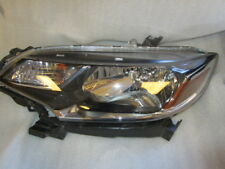 2018 Honda Fit, Driver side, Halogen, Headlight Assembly