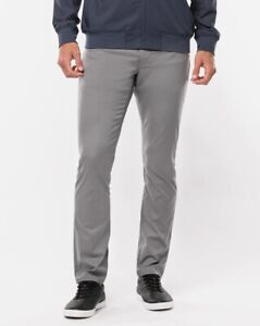 Travis Mathew golf casual pants Open To Close 30 Grey BRAND NEW NWT Quiet Shade