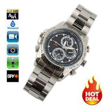 Spy DV Wrist Watch 8GB Video 1280*960 Hidden Camera DVR Waterproof Camcorder #GR