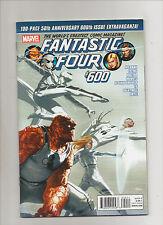 Fantastic Four #600 - 100-Page 50th Anniversary - (Grade 9.2) 2012