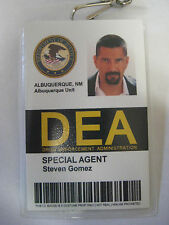 Breaking Bad - Steven Gomez  D.E.A. Prop  I.D. Badge - B3G1F