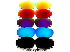 Galaxy Replacement Lenses For Oakley Jawbone Black&Blue&Purple&Red&Gold  5PS