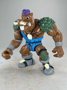 TMNT Cave Beast Bebop - Signed by Sculptor Steve Varner