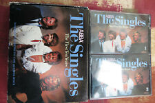 Abba - The Singles - The First Ten Years Cassette Tapes 1 & 2 .