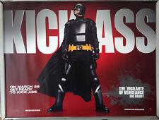 Cinema Poster: KICK-ASS 2010 (Big Daddy Quad) Nicolas Cage Chloe Moretz