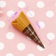 Simulation Food Plastic Fake Ice Cream Cone Artificial Ice Cream Cones Toys