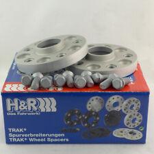 H&R Spurverbreiterung 60mm silber für BMW X5 Typ X5 (F15) X6 F16