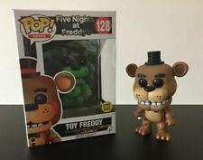 Five Night At Freddy's Funko Pop Games 128 Toy Freddy x 2 Inc. Glow In The Dark