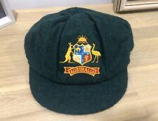Australian Cricket Baggy Green Cap - Ponting, Clarke, Smith - FREE POSTAGE!