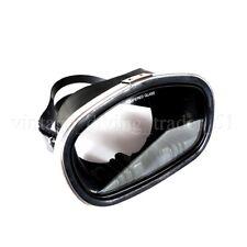 Vintage-Style Classic Einglas Scuba Diving Mask Taucherbrille Single Lens  NEU