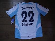 Schalke 04 #22 Kuranyi 100% Official Jersey Shirt L 2006/07 Still BNWT NEW Rare