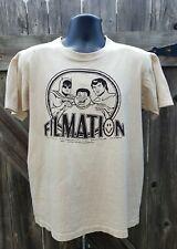 New listing Vintage 1977 Filmation Batman, Fat Albert, Tarzan Brown Graphic T-Shirt Sz M