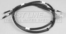 First Line Rear Parking Hand Brake Cable Handbrake FKB2586 - 5 YEAR WARRANTY