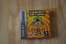 Kid Paddle Game Boy Advance