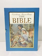 CHILDRENS STORIES FROM THE BIBLE Key Porter Books 2009 Illustrated Boxed Book