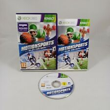Motionsports Play for Real Xbox 360 Spiel mit Handbuch erfordert Kinect Sensor