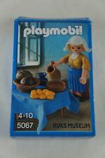 Playmobil set 5067 Joannes Vermeer 2014 Rijksmuseum special edition Milkmaid