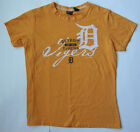 Women's DETROIT TIGERS T shirt size small S
