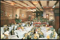 NYC NY Le Marmiton French Restaurant Vintage City Postcard Old Advertising PC