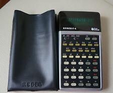 Roger F-6 Tohotronic Calculator Wissenschaftlicher Tachenrechner Japan n3