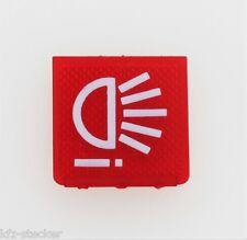 Schalter Symbol Arbeitsscheinwerfer Rot Arbeitslicht Symbolscheibe Hella ENG