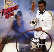 "TOM BROWNE - TOMMY GUN 2011 REMASTERED CD 1984 ALBUM + BONUS 12"" MIXES !"