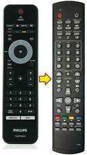 Remplacement philips télécommande pour 32pfl7603s/60 - 37pfl7603/h10 - 37pfl7603/s60