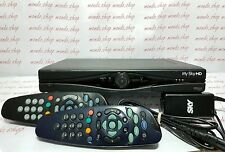 DECODER SKY HD MYSKY 3D mod. p990 VISIONE IN HD telecomando e alimentatore