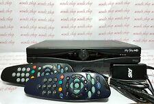DECODER SKY HD MYSKY 3D mod. p990 legge abbonamento telecomando e alimentatore