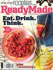 READY MADE MAGAZINE Issue 46 DIY Craft Cooking Ideas APRIL/MAY 2010 - READYMADE