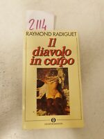 Il Diavolo In Corpo Raymond Radiguet