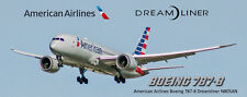 American Airlines Boeing 787 Dreamliner Photo Magnet (PMT1598)