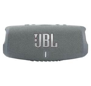 JBL Charge 5 Gray Bluetooth Speaker