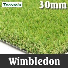 Artificial Grass Instant Lawn Realistic Fake Turf quality sample 'Wimbledon'